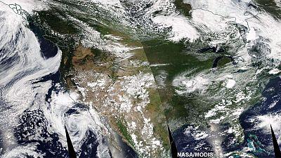 Stati Uniti: inondazioni record in Ohio e California