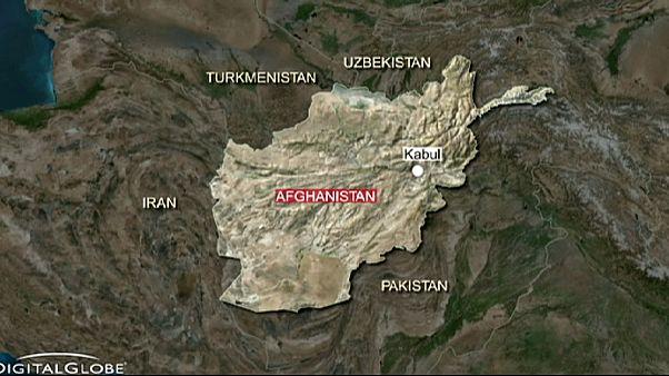 Afghanische Soldaten bei US-Angriff getötet