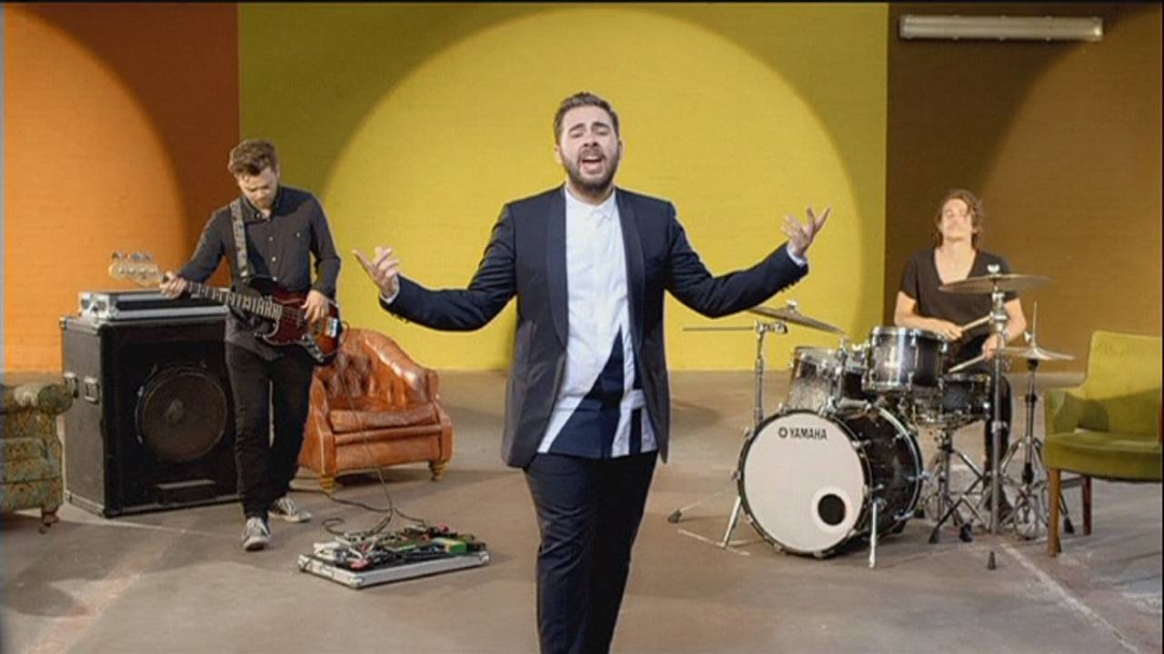 Andrea Faustini, chanteur Made in X Factor