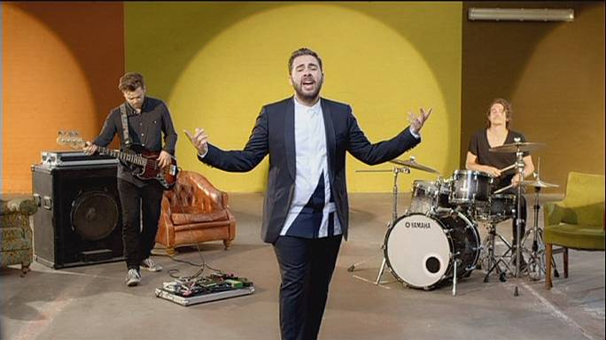 X Factor celebrity Andrea Faustini launches debut album