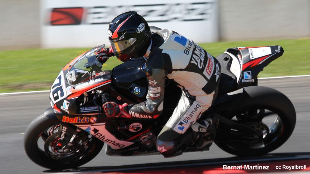 Consternación en el motociclismo por la muerte de los pilotos españoles Bernat Martínez y Dani Rivas en Laguna Seca