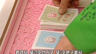Választások Észak-Koreában