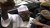 Ex-ditador do Chade julgado em Dakar por crimes contra a humanidade