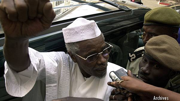 Trial of Chad's former leader Hissene Habre begins in Senegal