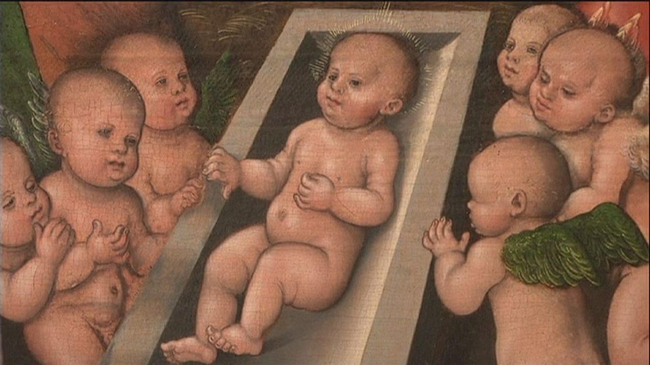 نمایش مجموعه خصوصی از آثار هنری قرون وسطی در موزه «بوده» برلین