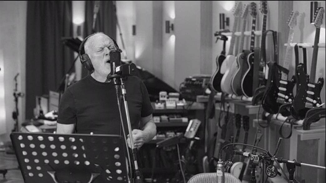 David Gilmour inspira-se no jingle dos comboios franceses