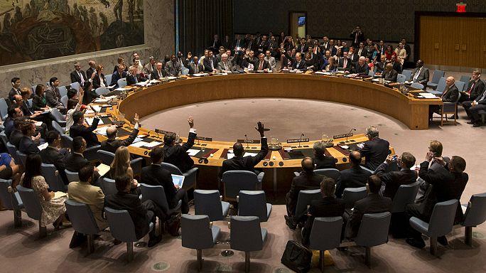 Az ENSZ BT jóváhagyta az atommegállapodás
