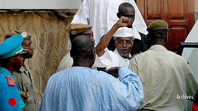 Vítimas de Hissene Habré saúdam julgamento de antigo presidente do Chade
