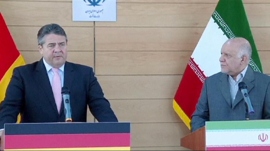 Alemania 'inaugura' las relaciones comerciales con Irán