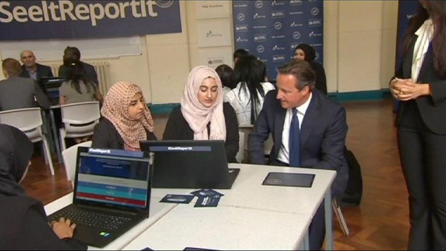 La ofensiva de Cameron contra el grupo Estado Islámico desde casa