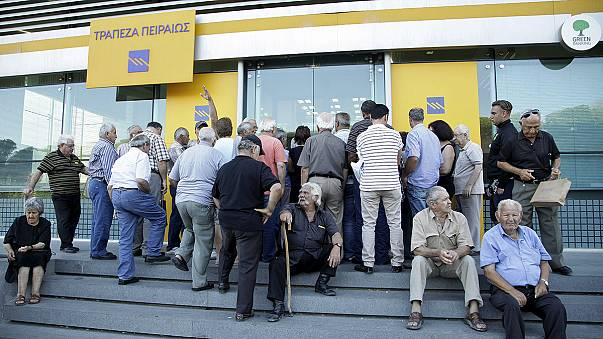 Griechenland ist trotz Bankenöffnung noch weit entfernt vom Alltag