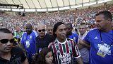 Ronaldinho ficha por el Fluminense brasileño