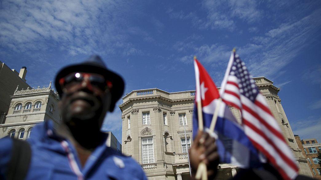 Das Verhältnis zwischen Kuba und den USA im Schnelldurchlauf