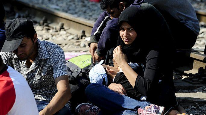 EU-Länder verteilen über fünfzigtausend Flüchtlinge über Europa
