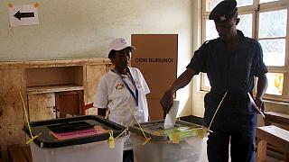 Burundis Staatspräsident stellt sich umstrittener dritter Wahl