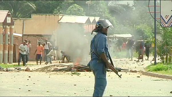 Burundi wählt: Gewaltausschreitungen in Bujumbura