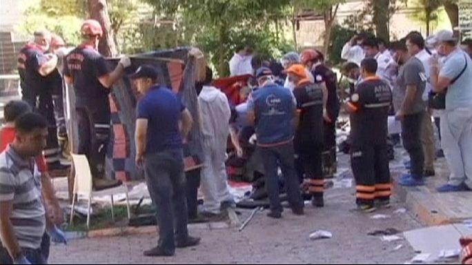 """Теракт в Турции: правительство обвиняет """"Исламское государство"""""""