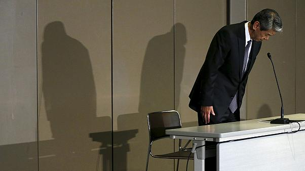 Presidente da Toshiba demite-se após revelação de escândalo contabilístico