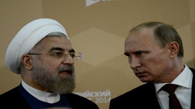 İran enerjide Rusya'ya rakip olacak