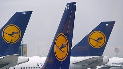 Lufthansa flight has near-miss with drone near Warsaw