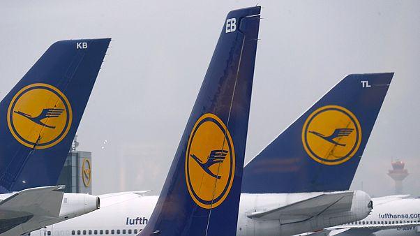 Lufthansa flight has near-miss with drone near Warsaw