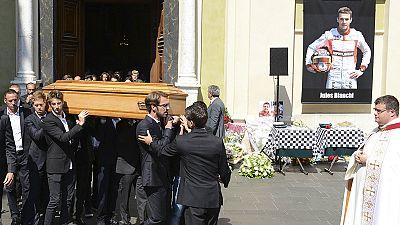Último y emotivo adiós a Jules Bianchi