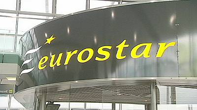Eurostar hits record passenger figures defying disruption caused by strikes in Calais