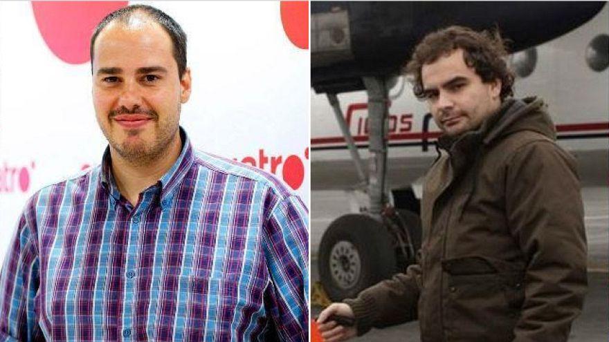 Tres periodistas españoles, en paradero desconocido en Siria