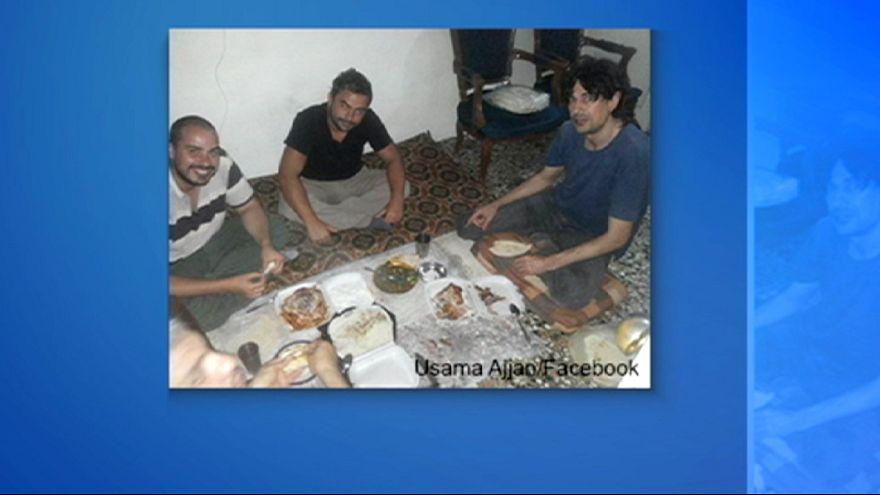 Tres periodistas 'freelance' españoles desaparecidos en Siria