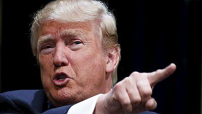 Trump strikes again as polls put him as GOP front runner