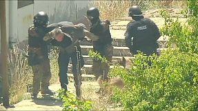 Police prepare to cope with possible terrorist attack in Kosovo
