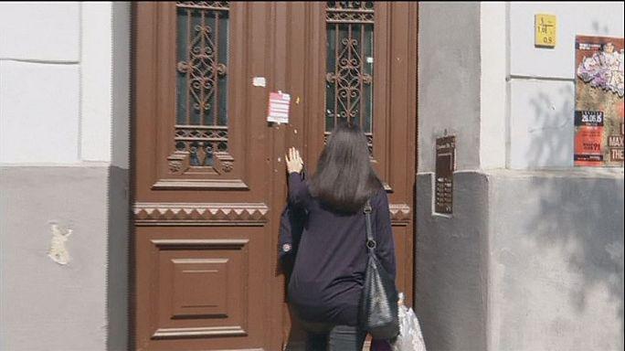 Pour ouvrir les portes de sa maison sans les mains