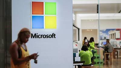 Microsoft reports biggest loss in history of company
