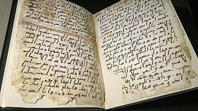 O manuscrito do Corão mais antigo do mundo descoberto em Birmingham