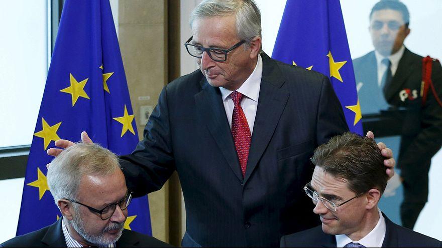 La Comisión ultima el plan Juncker para que funcione en septiembre