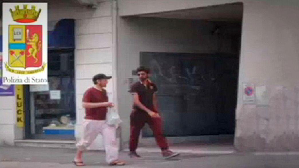İtalya ve İspanya'da IŞİD şüphelileri tutuklandı