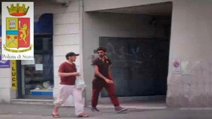 الشرطة الإيطالية تعتقل شخصين للاشتباه بعملهما لصالح تنظيم داعش