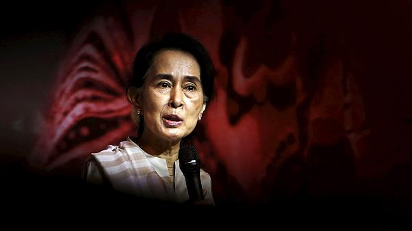 Myanmar's 'free' election struggles to distance dictatorship