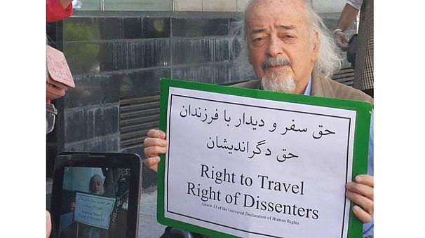 محمد ملکی: چشمانداز روشنی از تغییر وضع حقوقبشر پیشرو نیست