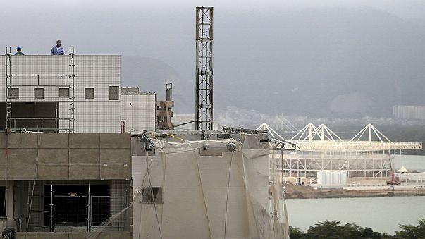 Rio 2016: villaggio olimpico già pronto all'85 percento