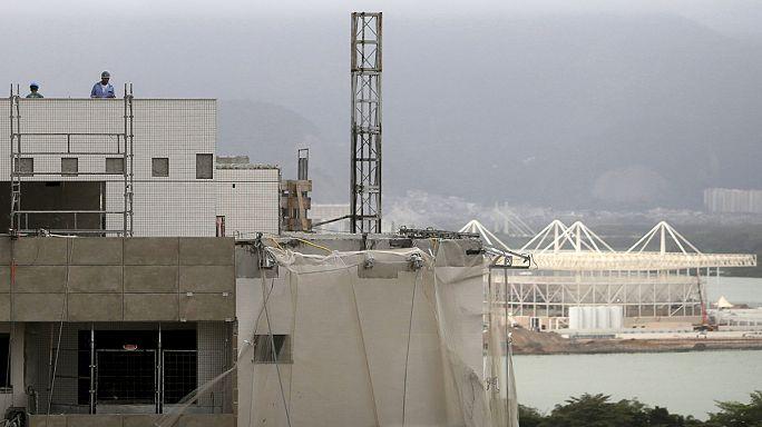 Rio Olimpiyat köyü %85 hazır