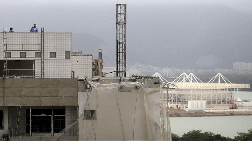 Рио-2016: деревню сдадут в срок