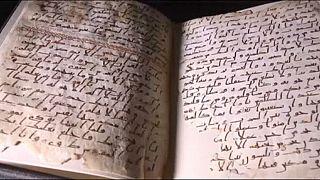 Kur'an-ı Kerim'in en eski el yazmalarından iki parça bulundu