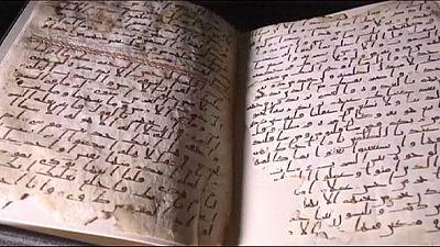 L'une des plus vieilles versions manuscrites du Coran découverte au Royaume-Uni