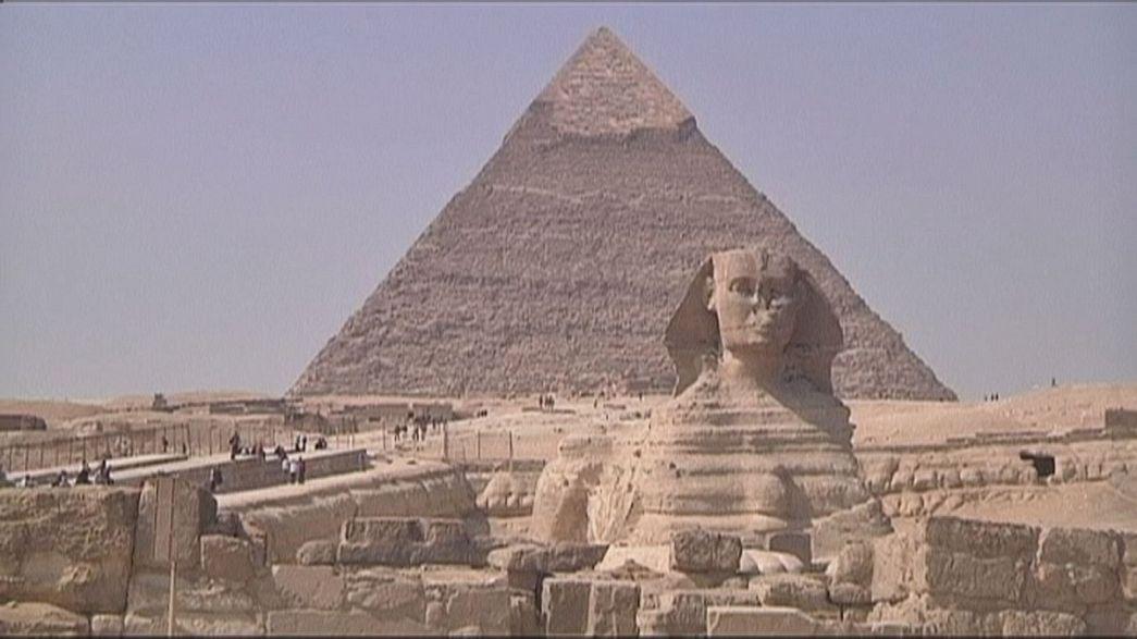 Mısır piramitlerinin gizemi çözülüyor mu?
