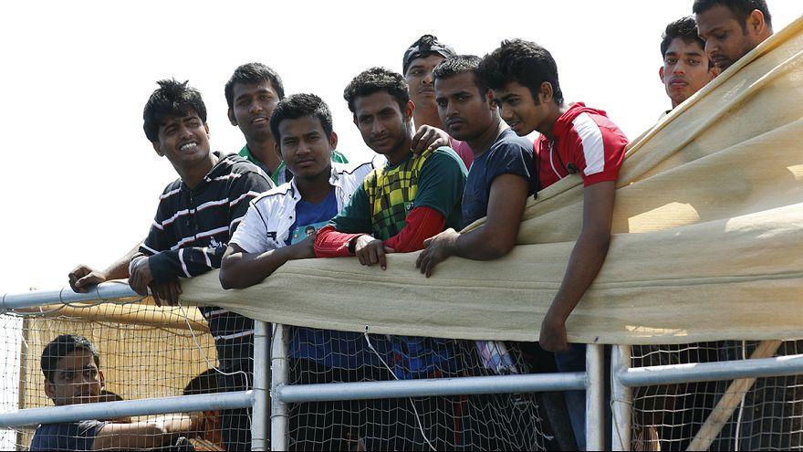 Inmigración ilegal, un drama que no cesa