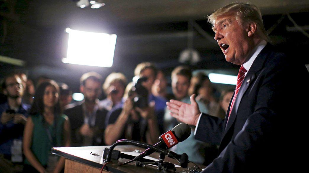 """Présidentielle américaine : la """"déferlante Donald Trump"""", jusqu'à quand?"""