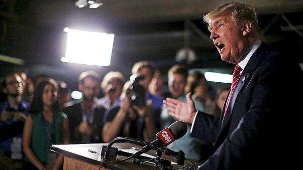 Presidenziali Usa: le gaffe fanno volare Trump nei sondaggi
