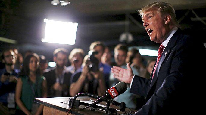 دونالد ترامب يواصل هجماته على منافسيه للانتخابات الرئاسية الاميركية