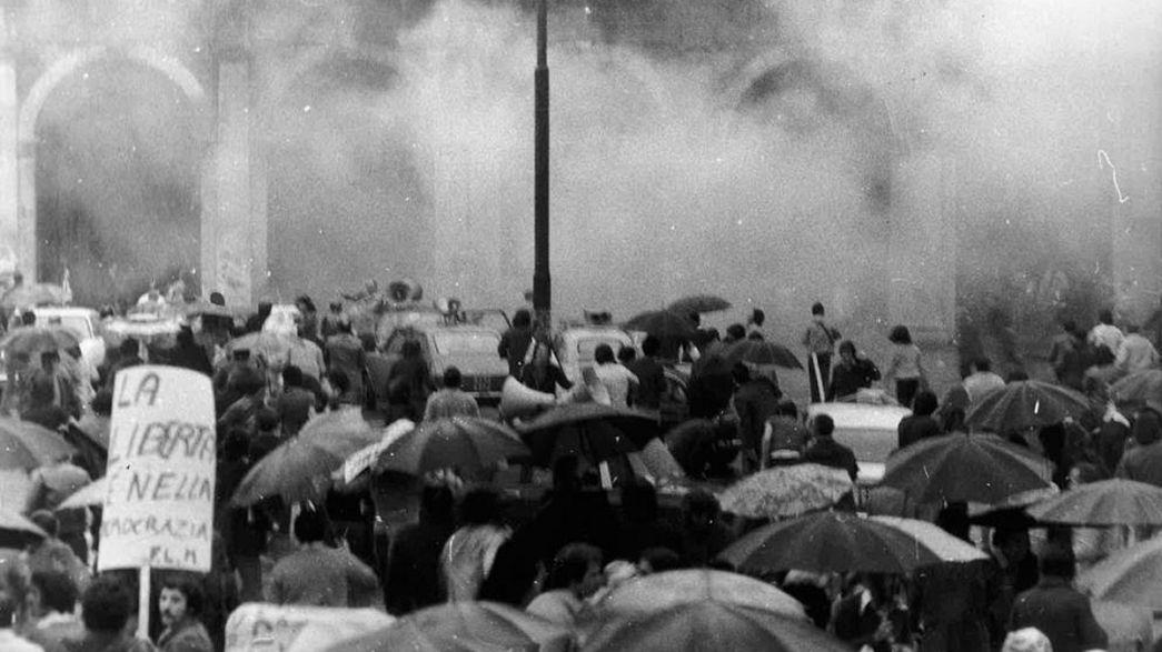 Strage di piazza della Loggia: ''Giustizia è fatta'', ergastolo per Maggi e Tramonte